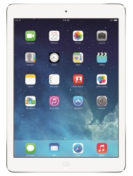 Apple iPad Air 16GB 4G Silver