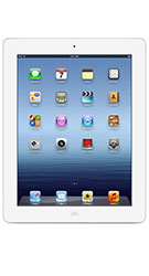 Apple iPad 3 with Wi-Fi 64GB White